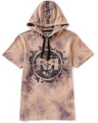 Rock Revival - Short-sleeve Revival Roses Hooded Logo T-shirt - Lyst