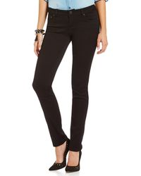 Celebrity Pink - Mid-rise Sateen Pants - Lyst
