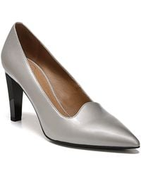 1be773c84bb Lyst - Franco Sarto Sarto By Mandalay Pumps in Metallic