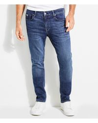 Guess - Soft Luxe Slim Taper Jeans - Lyst