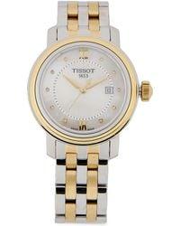 Tissot - Bridgeport Analog & Date Bracelet Watch - Lyst