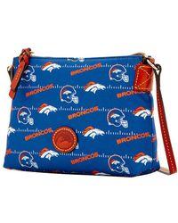 Dooney & Bourke - Nfl Denver Broncos Cross-body Bag - Lyst