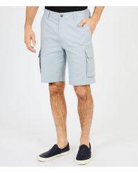 Nautica - Navigator Ripstop Cargo Shorts - Lyst