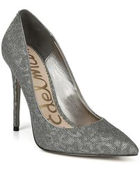 eec02a5576abe7 Sam Edelman - Danna (classic Nude Patent) Women s Shoes - Lyst