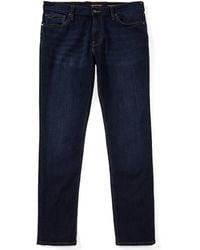 8242798b7027 Lyst - Michael Kors Parker Slim-fit Selvedge Denim Jeans in Blue for Men