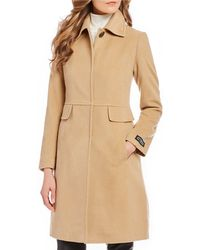 1368508a9185 Katherine Kelly - Classic Cashmere Walker Coat - Lyst