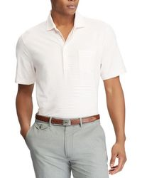 Polo Ralph Lauren - Polo Golf Classic-fit Stripe Stretch Jersey Short-sleeve Polo Shirt - Lyst