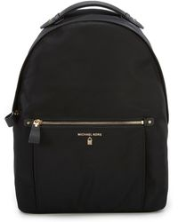 MICHAEL Michael Kors - Kelsey Nylon Large Backpack - Lyst