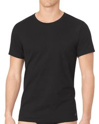 Calvin Klein | Big & Tall Cotton Classic Crewneck Tees 2-pack | Lyst