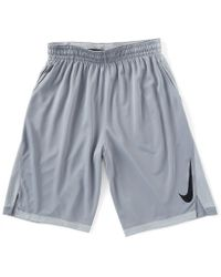 0bbdda453627 Lyst - Nike Jordan Dribble Drive Bermuda Shorts in Blue for Men