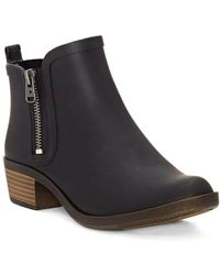 Lucky Brand - Basel Waterproof Rain Booties - Lyst