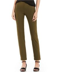 Eileen Fisher - Petite Size Slim Ankle Pants - Lyst