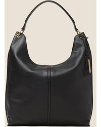 DKNY - Alan Pebbled Leather Hobo - Lyst
