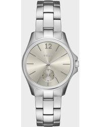 DKNY - Eldridge Stainless-steel Three-hand Watch - Lyst