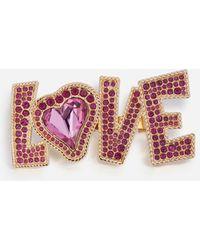 Dolce & Gabbana - Anillo Love - Lyst