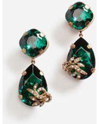 Dolce & Gabbana - Pendientes Colgantes - Lyst