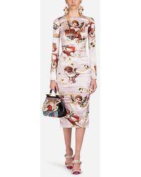 667eb04766 Vestidos de fiesta Dolce & Gabbana de mujer desde 838 € - Lyst