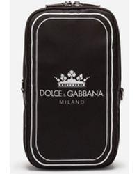 b6cdeec73fe2 Dolce   Gabbana - Nylon Cross-body Messenger Shoulder Bag - Lyst