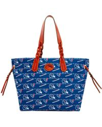 Dooney & Bourke - Nfl Texans Shopper - Lyst