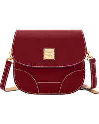 Dooney & Bourke - Selleria Saddle Bag - Lyst