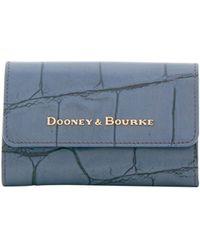 Dooney & Bourke - Denison Flap Wallet - Lyst