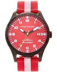 Dooney & Bourke - Watches Atlantic Stripe Watch - Lyst