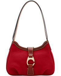Dooney & Bourke - Derby Pebble Shoulder Bag - Lyst