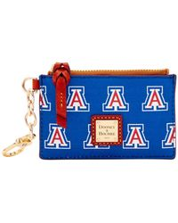 Dooney & Bourke - Ncaa Arizona Zip Top Card Case - Lyst