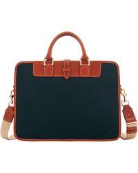 Dooney & Bourke - Nylon Brooklyn Briefcase - Lyst
