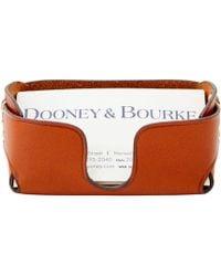Dooney & Bourke - Alto Business Card Holder - Lyst