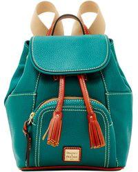 Dooney   Bourke - Pebble Grain Small Murphy Backpack - Lyst 974c6191a71f3