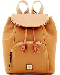 Dooney & Bourke - Pebble Grain Large Murphy Backpack - Lyst