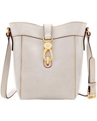 0c0519c309c Dooney   Bourke - Florentine Sadie Feed Bag - Lyst