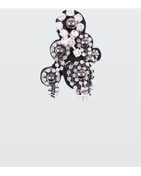 Dorothee Schumacher - Rock Glam Felt Embroidery Brooch - Lyst