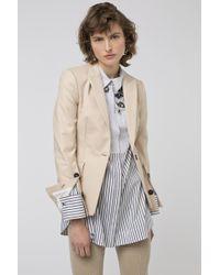 Dorothee Schumacher - Bold Silhouette Jacket 1/1 - Lyst