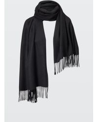 Dorothee Schumacher - Elegant Ease Scarf With Fringed Ends - Lyst