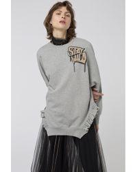 Dorothee Schumacher - Cosy Casual Sweatshirt 1/1 - Lyst