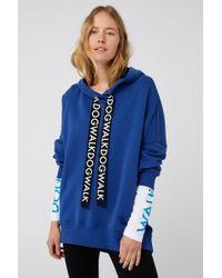 Dorothee Schumacher - Dogwalk Hoodie Sweatshirt 1/1 - Lyst