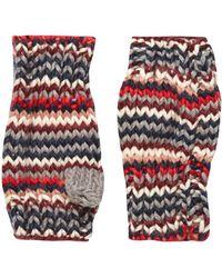 Dorothy Perkins - Rainbow Knitted Handwarmers - Lyst