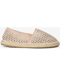 Dorothy Perkins Wide Fit WIDE FIT COSMO - Espadrilles - silver WeORPVrP1x