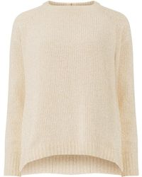 c0631f4a3e57 Dorothy Perkins Blush Chenille Jumper in Pink - Lyst