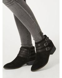 Dorothy Perkins - Black 'avalon' Ankle Boots - Lyst