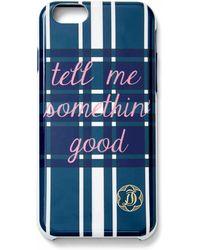 Draper James - Tell Me Something Good Iphone Case - Lyst