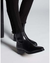 DSquared² - Pierre Ankle Boots - Lyst