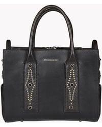 DSquared² - Twin Peaks Medium Handbag - Lyst
