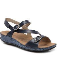 Romika | Fidschi Wedge Sandal | Lyst