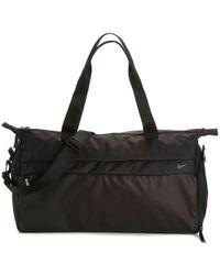 7a4fcb7153da Lyst - Nike Legend Club Gym Bag in Black
