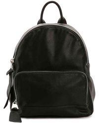 5ead692f4f Lyst - Moda Luxe Black Victoria Bucket Bag in Black
