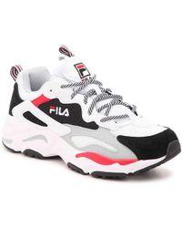 Fila - Ray Tracer Sneaker - Lyst