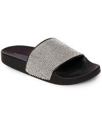 Madden Girl - Fancy Slide Sandal - Lyst